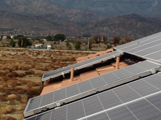 Solar Panel Bird Proofing Riverside County